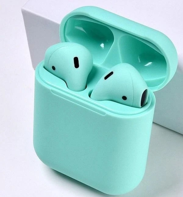 Green Wireless Pods 2.0