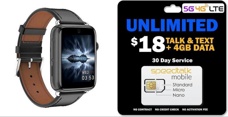 DM20 Smartwatch 4G