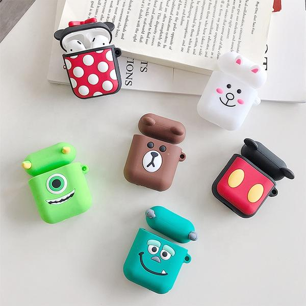 Shockproof Protective 3D Silicone