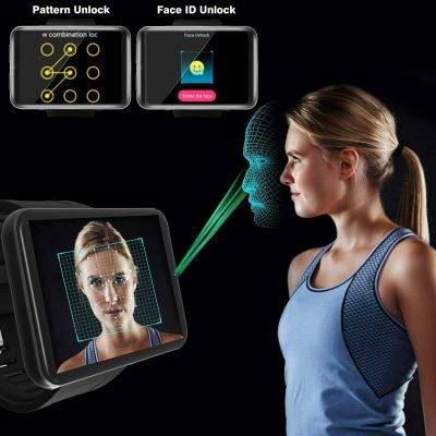 DM100 Smartwatch with biggest screen